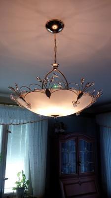 Besondere Lampe
